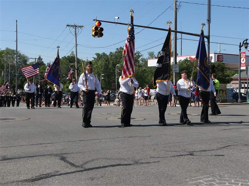 Color Guard - Sylvania American Legion
